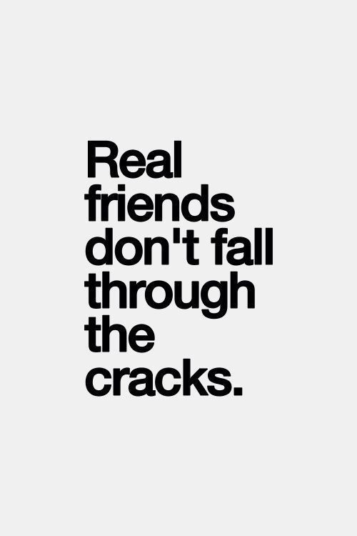 Real Friendship Don't Fall Short. Tap to see more real friendship quotes & send to your true friends! - @mobile9