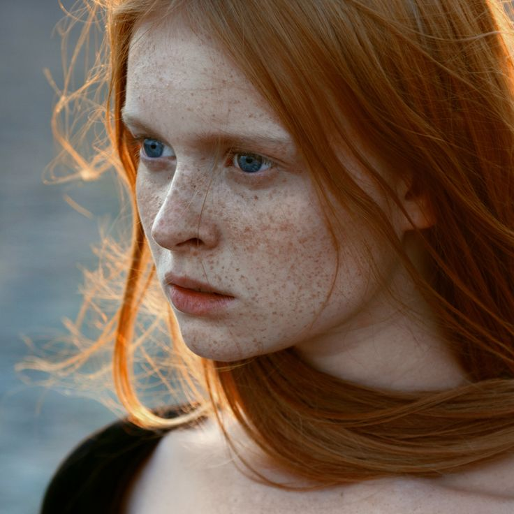 Girls with freckles videos — photo 10