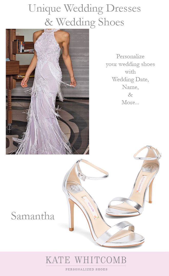 Stunning Silver Bridal Sandals For Your Wedding Wedding Shoes Silver Shoes For Bride Bridal Sandals Silver Br Wedding Dresses Unique Dresses Wedding Shoes