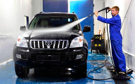 Idea de Negocio de Lavado y Autolavado de Autos o Car Wash