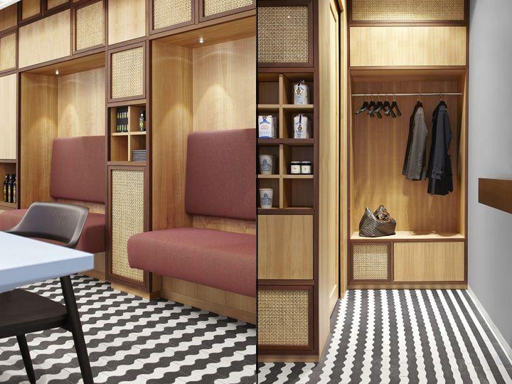 124 best images about bakery store design on pinterest. Black Bedroom Furniture Sets. Home Design Ideas