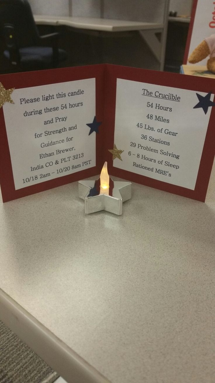 the crucible candle