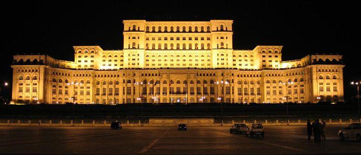 People's house, Bucharest, Romania