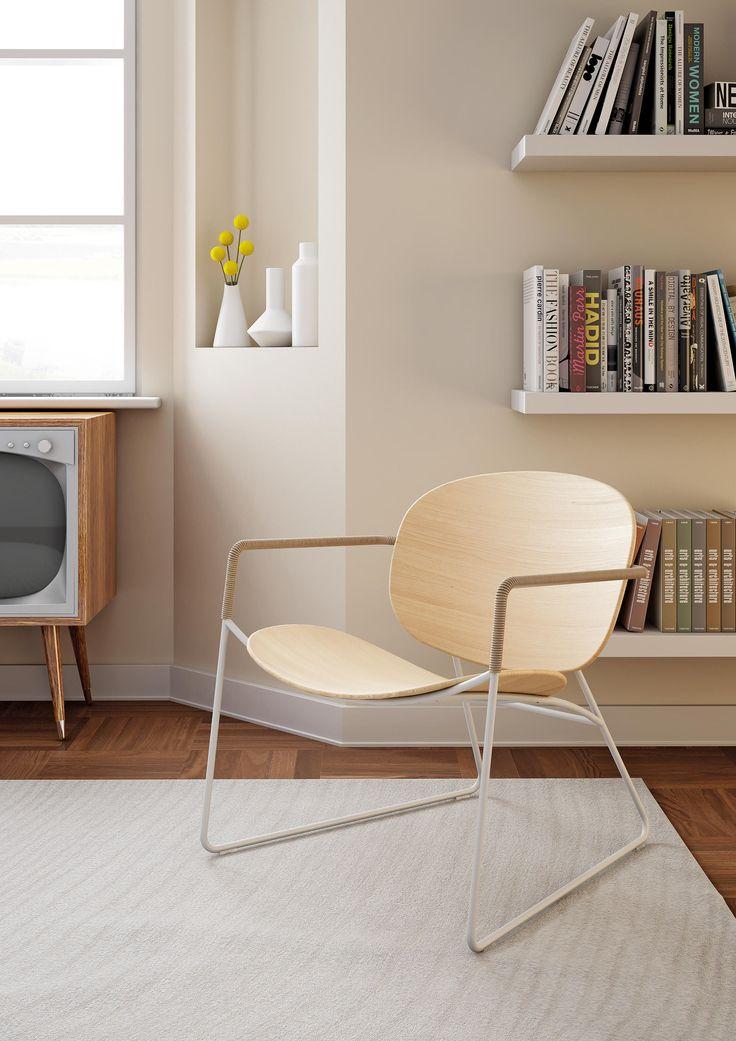 TONDINA LOUNGE. Design by Favaretto & Partners for Infiniti