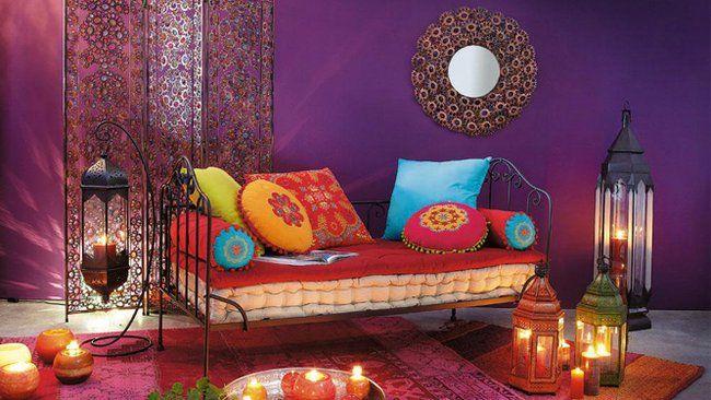 photo - deco - marocaine - maroc - oosterse - warme kleuren