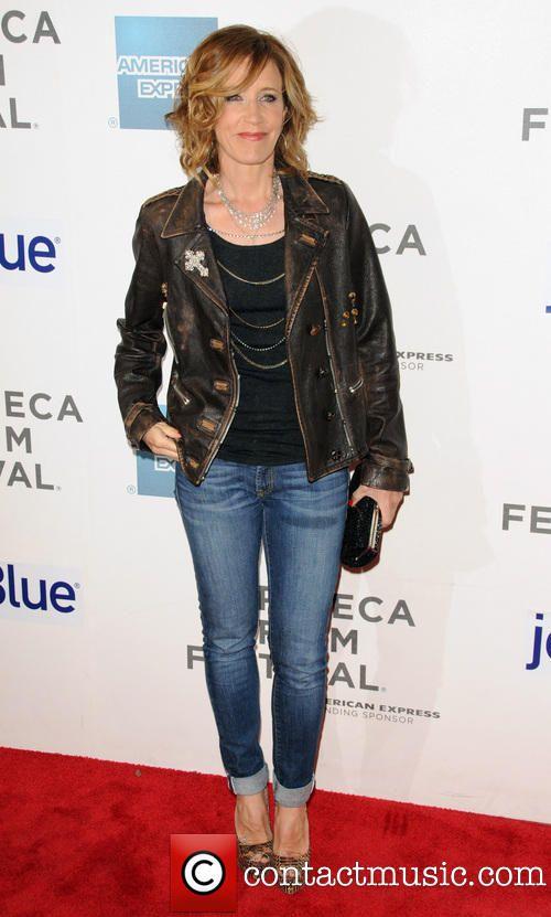 Felicity Huffman - 2013 Tribeca Film Festival - 'Trust Me' premiere...   Felicity Huffman Picture 3618137   Contactmusic.com