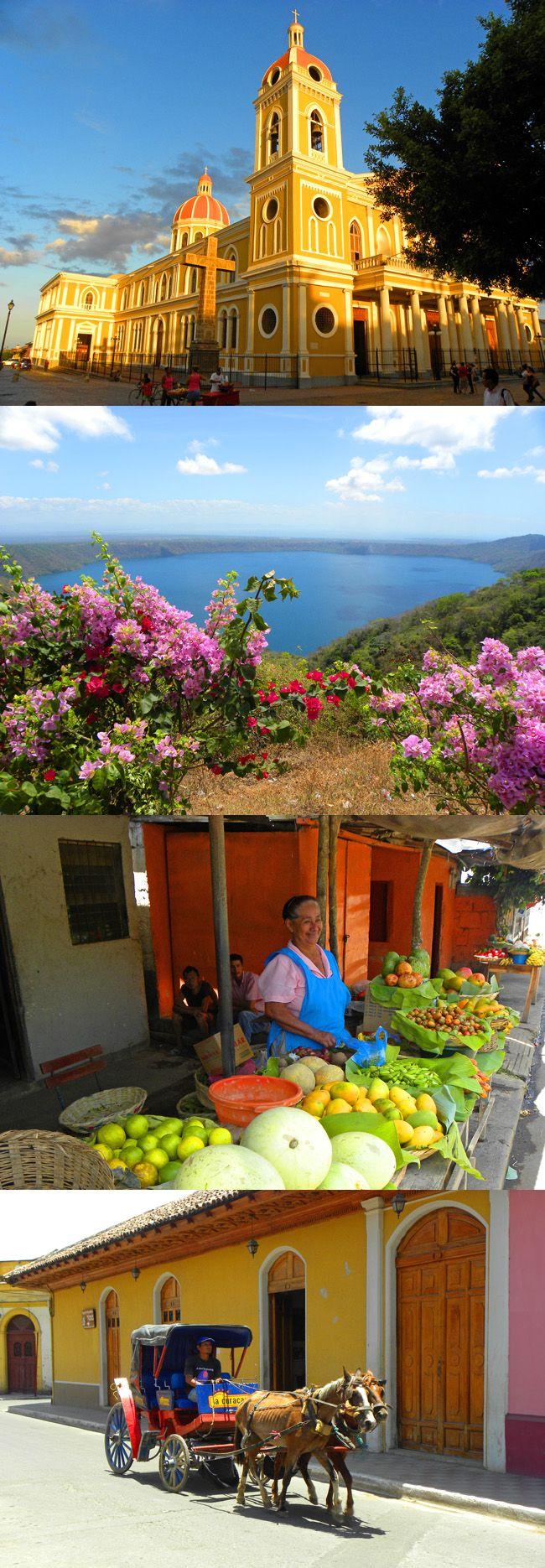Views in and around Granada: http://bbqboy.net/visiting-granada-volcan-masaya-and-laguna-de-apoyo-nicaragua/  #granada #nicaragua