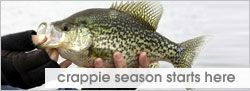 Storage your Crappie Rigs in a RIGRAP!