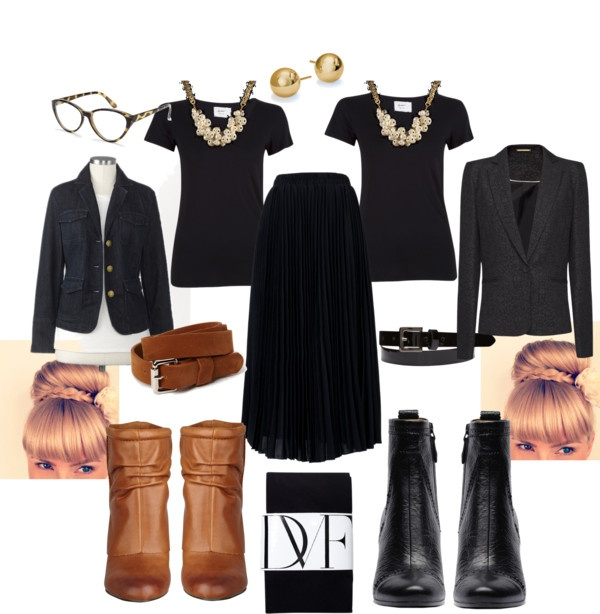 """Work to Funeral"" by mrsrutledge1810 ❤ liked on Polyvore"