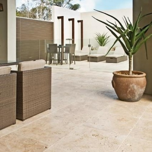 17 best images about travertine floors on pinterest for Suelo waterfront
