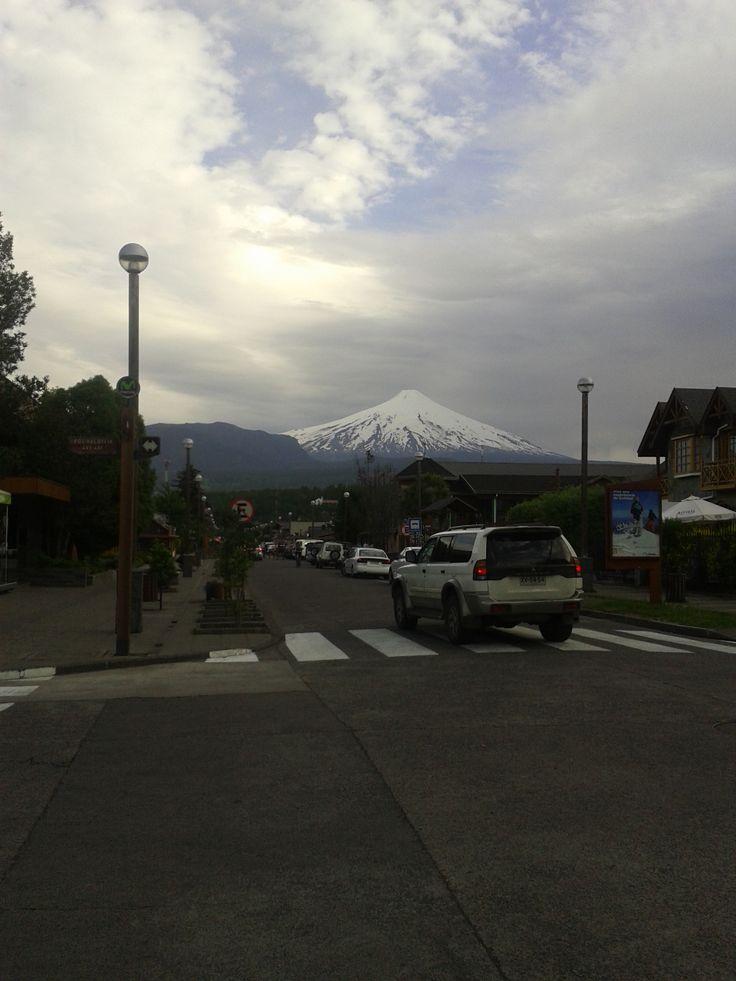 Pucón, Región de la Araucanía, Chile