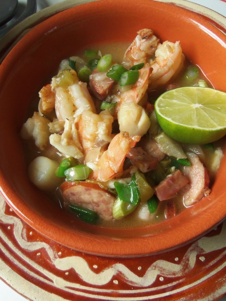 Seafood on Pinterest | Seafood Gumbo, Seafood Recipes and Seafood