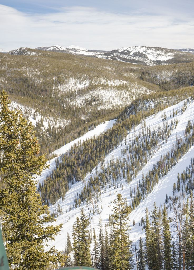 Once deemed by National Geographic Travel as one of the best secret ski towns in North America, Philipsburg, Montana and Discovery Ski Area are simply our local hill. With terrain like this, we feel very lucky to have this hidden gem at our fingertips. This year, The Ranch at Rock Creek offers all-inclusive downhill skiing and snowboarding for all winter guests. Photo by Mike Chilcoat Photography.