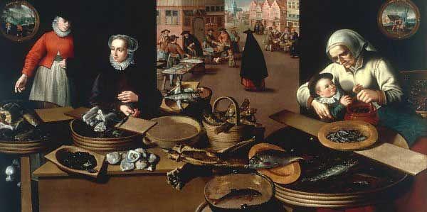 Jean-Baptiste de Saïve - March and April - Fine Art Copy