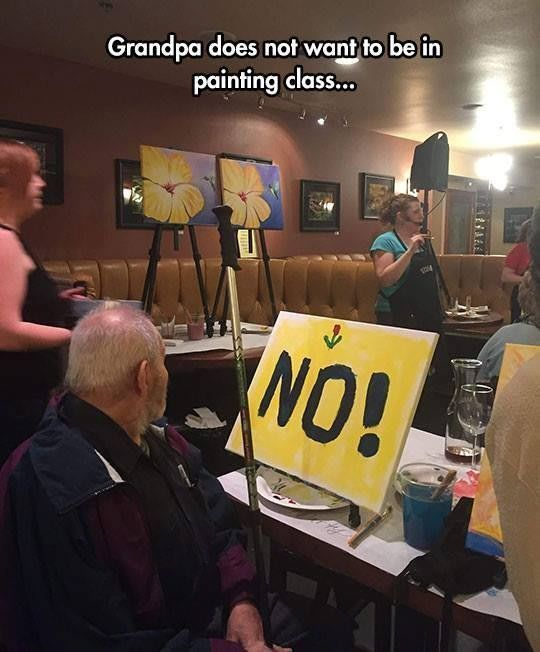 32 Reasons Old People Need To Be Protected At All Costs