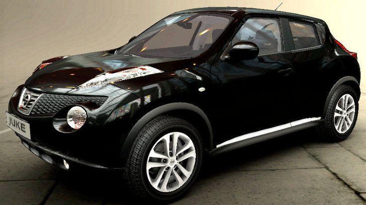 Nissan Juke Pair of Side Door Sills + Tailgate Trim White Genuine KE6001K012WP