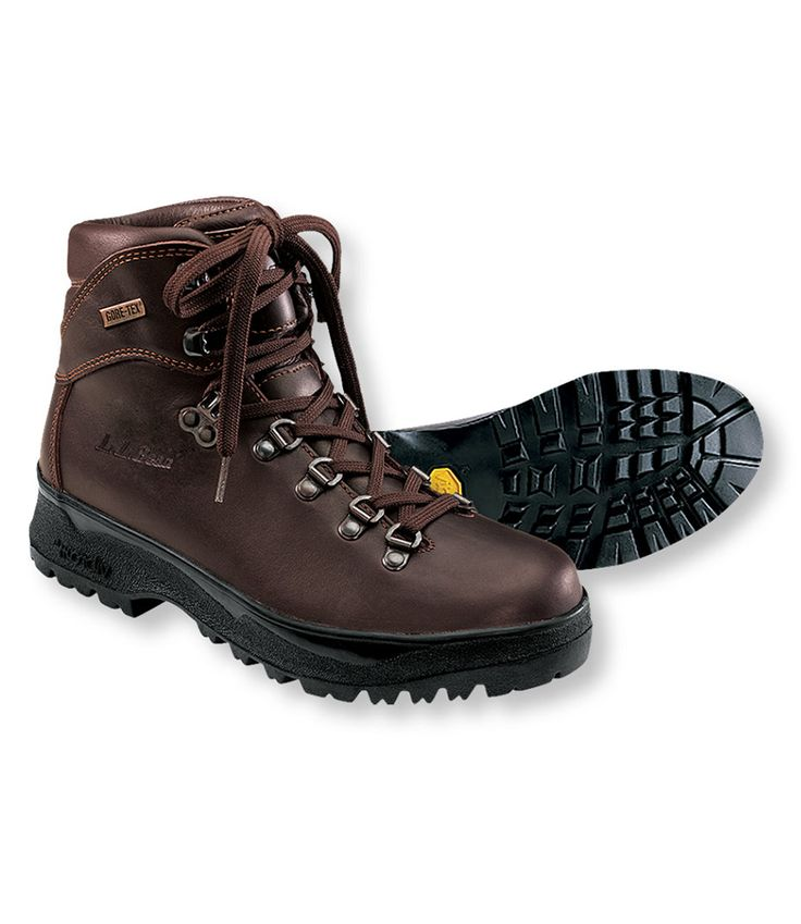 Women's Gore-Tex Cresta Hiking Boots, Leather #mjwishlist