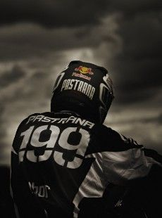 I want to meet and race with Travis Pastrana before I die... or he does!