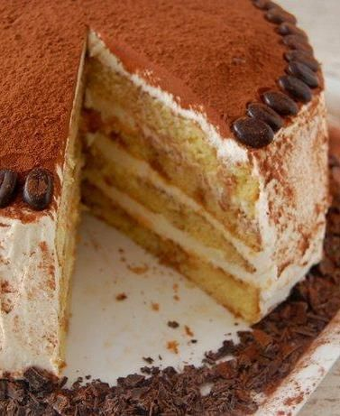 ... Tiramisu on Pinterest | Tiramisu, Tiramisu Cake and Tiramisu Recipe