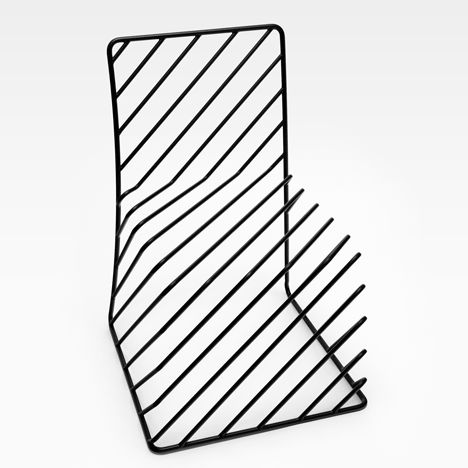 Thin Black Lines by Nendo.