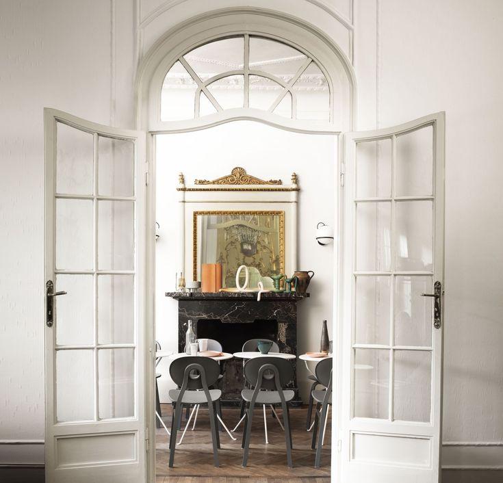 The apartment is now open a milano la temporary house di for Elle decor interni