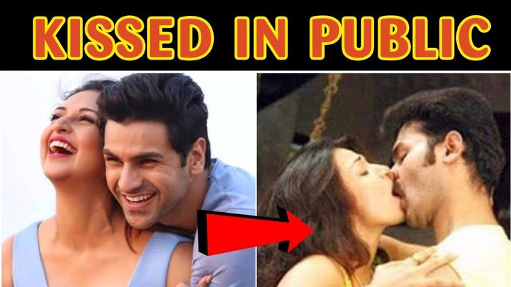 10 Tv Celebs Who Kissed in Public in Real Life Divyanka