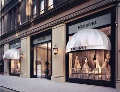 For those of us obsessed with say yes to the dress, Kleinfeld's is opening a flagship store in the Hudson's Bay in Toronto in 2014!
