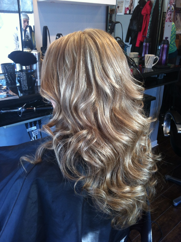 Blonde highlights and dirty blonde lowlights. | My Style ...