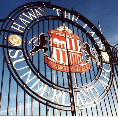 Supporting Sunderland. Pleasure and pain.