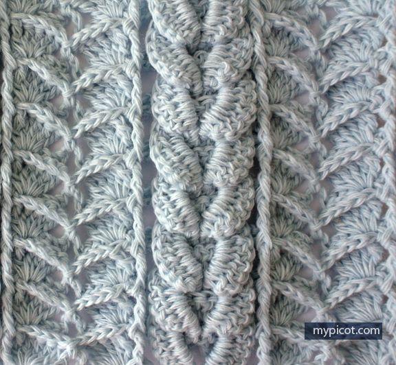 Die besten 17 Bilder zu ❤ Crochet Padern ❤ auf Pinterest ...