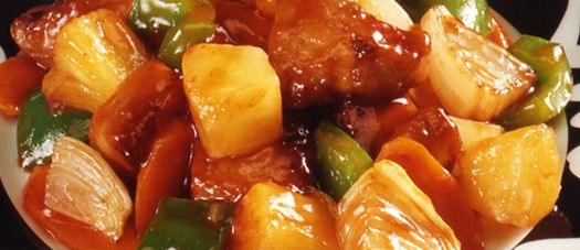 Classic Sweet and Sour Pork  -  Kikkoman Celebrates 2014 Chinese New Year