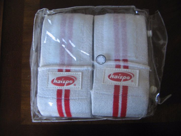 Wrist and Knee Wraps 179821: (12) Pairs Weight Lifting Knee Wraps Strength Training Knee Wraps Dealers Lot -> BUY IT NOW ONLY: $59.95 on eBay!