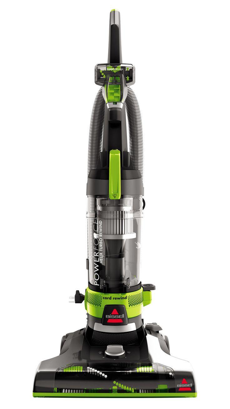 BISSELL PowerForce Helix Bagless Upright Vacuum Walmart