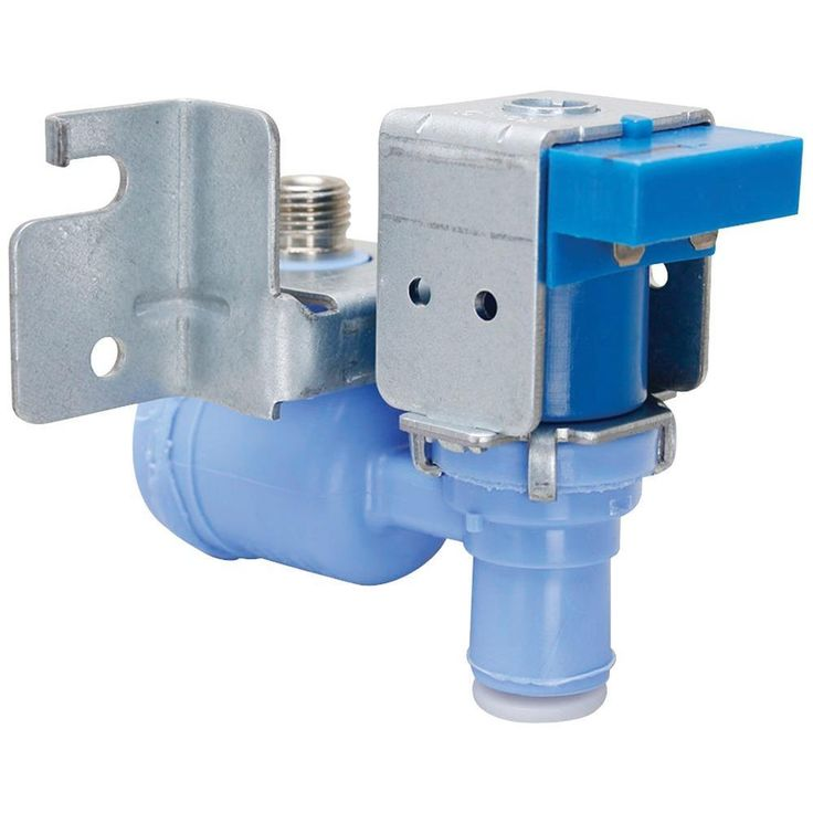 EXACT REPLACEMENT PARTS ER5220JA2009D Refrigerator Water Valve (Replacement for LG(R) 5220JA2009D)