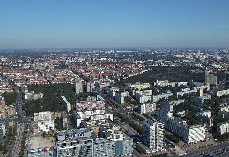 Die gruene Lunge der Volkspark Friedrichshain
