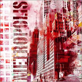 Andrea Haase - Urban Red