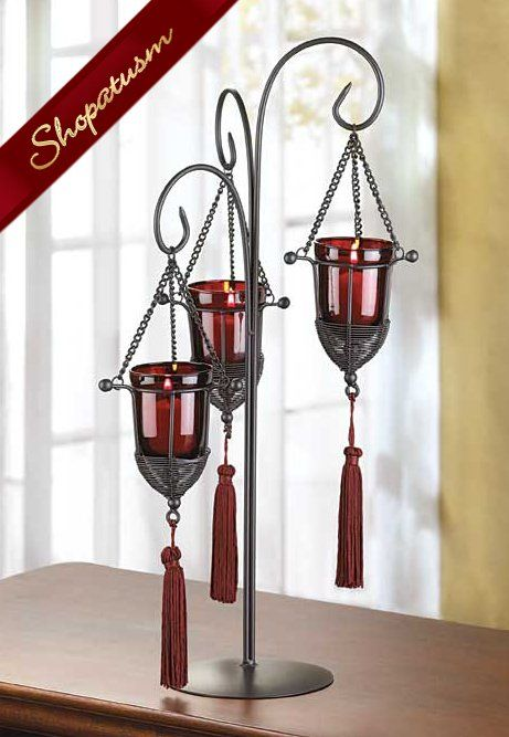 Perfect centerpiece for your holiday planning events.Wholesale Garnet Red Candle Holders Wedding Centerpieces 10