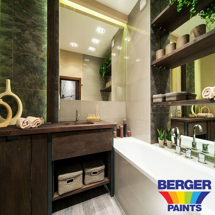 Decor ideas with berger by bergercaribbean see more functional doesnt have to mean boring just take a look at this unique
