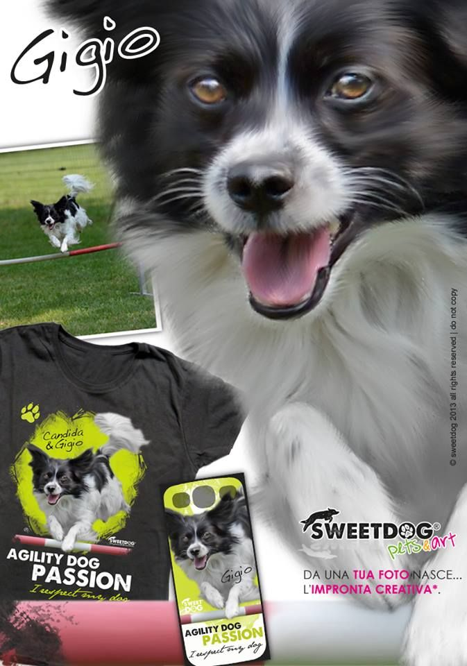 Cane: Gigio - T-Shirt personalizzata   Cover Samsung Galaxy S3 personalizzata   Dog: Gigio - personalized T-Shirt    personalized Samsung Galaxy S3 Cover