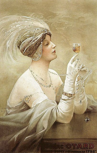 sydneyflapper:    soyouthinkyoucansee:    Soyouthink one for the road   Ernest-Louis Lessieux (1874-1958)     Perfect outfit for drinkies!