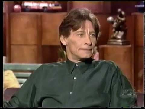 Jim Varney on the Chevy Chase show