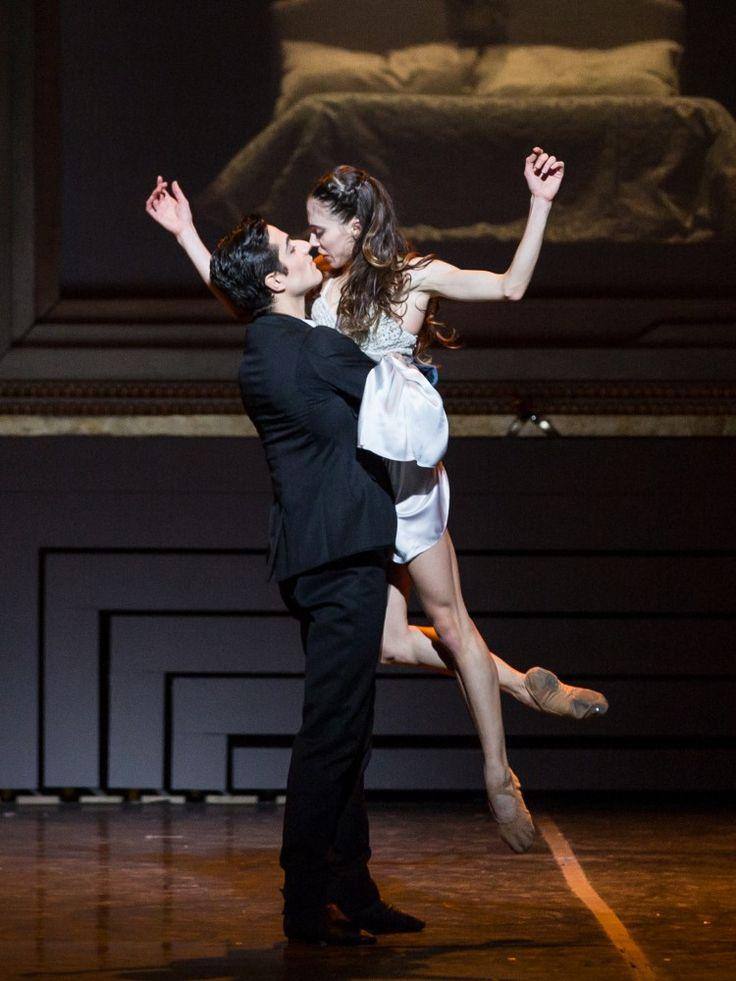 Introducing Rebecca Bianchi, Rome Opera Ballet's new Principal ballerina - Rebecca Bianchi And Michele Satriano In The Nutcracker   Photo Rome Opera Ballet