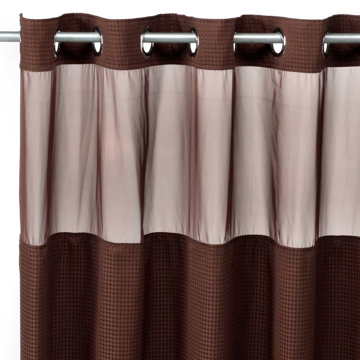 43 best Hookless Shower Curtain images on Pinterest | Hookless ...