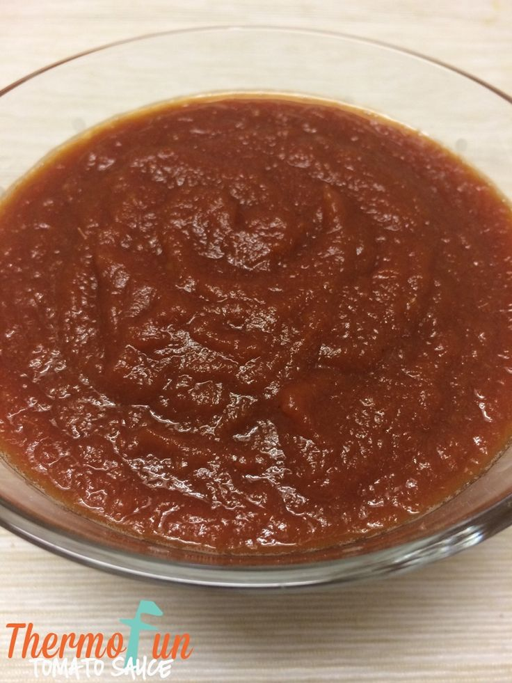 Thermomix Tomato Sauce - ThermoFun | Thermomix Recipes