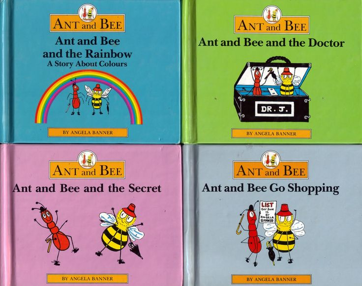 A cute series of books -- great for learning to read!