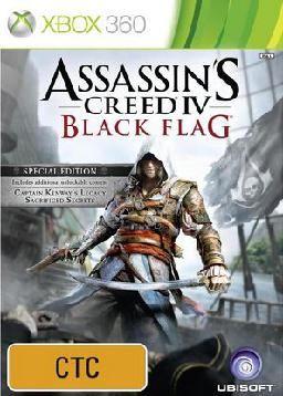 Assassins Creed IV Black Flag Pre Order now at www.cerberusgames.com.au