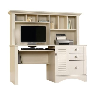 17 Best Ideas About Computer Desk With Hutch On Pinterest