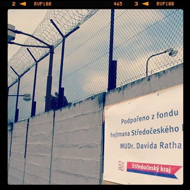 Věznice podpořena Rathem