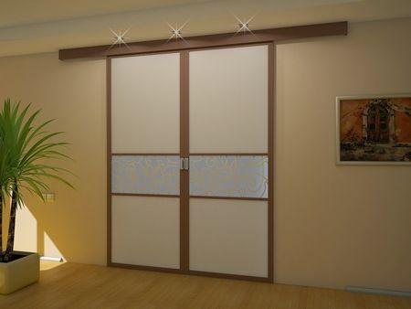 Двери раздвижные межкомнатные в СПб - продажа готовых и на заказ