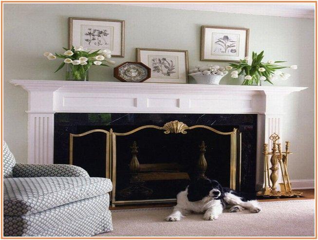 Corking Fireplace Mantel Decor Ideas Home